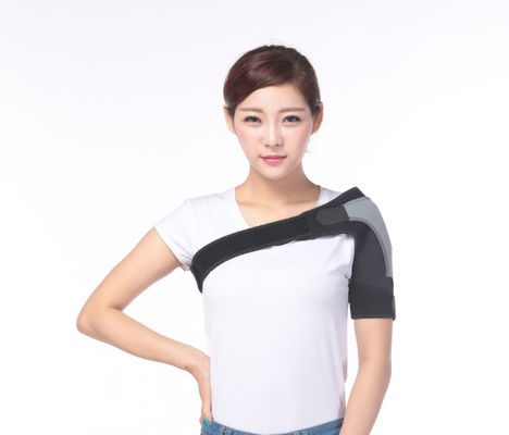 China Strong Nursing Adjustable Shoulder Support Strap / Magnetic Shoulder Brace supplier