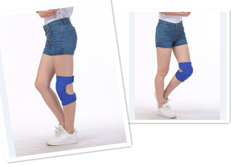 China Non - Slip Knee Support Bandage Avoid Injury For Soccer Running Dancing supplier