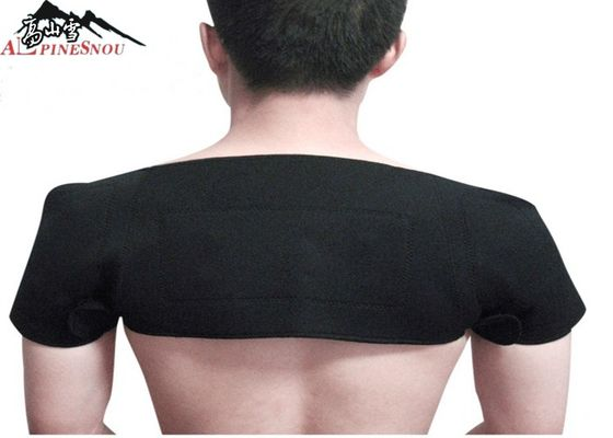 China Black Tourmaline Magnetic Keep Shoulder Warm Shoulder and Back Protertor supplier