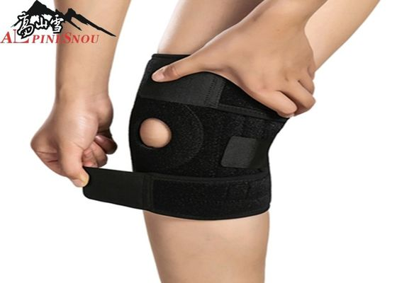 China Professional Protect Support Injury Rehabilitation Reduce Pain Sports Knee Brace supplier