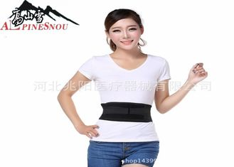 China Tourmaline Self heating Waist Support Belt Magnet Waist Support Belt supplier