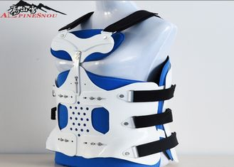 China Free Size Comfortable Lumbar Spine Orthosis Adjustable Cervical Neck Brace supplier