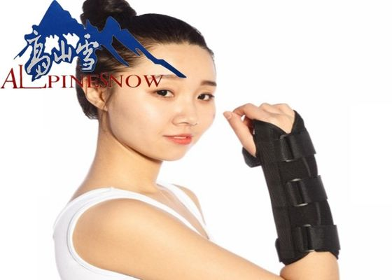 China Medical Wrist Splint Support Brace Fractures Carpal Band For Band Strap Protector supplier