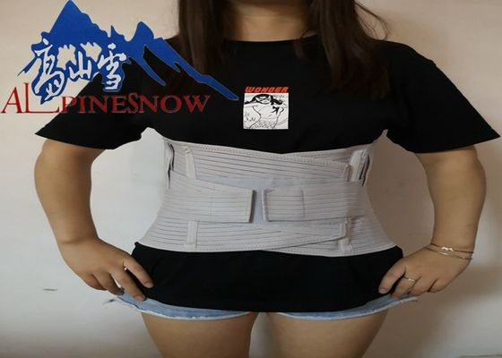 China Medical Back Posture Support Brace Lumbar Support Belt For Men And Women supplier