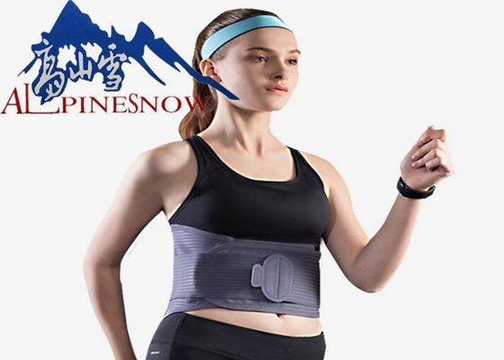China Fish Ribbon Back Pain Relief Belt Massage Spine Support Belt Model ZY-048 supplier