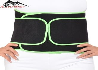 China Comfortable Black Waist Back Support Belt Sports Support Waist Band Multicolor supplier