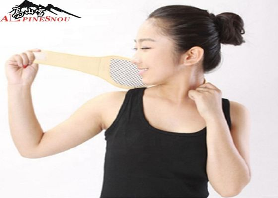 China Tourmaline Self Heating Neck Support Brace with Magnet Stones for Pain Relief supplier