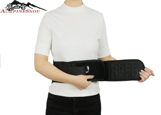 China Adjustable Waist Self Heating Tourmaline Magnetic Therapy Back Waist Support Belt supplier