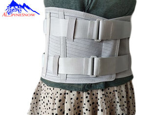 China Upgraded Oversize Waist Back Belt With Steel Plate For Men And Women supplier