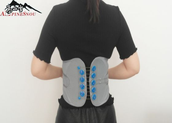 Tourmaline Self-Heating Magnets Pulley Adjustment Waist Brace