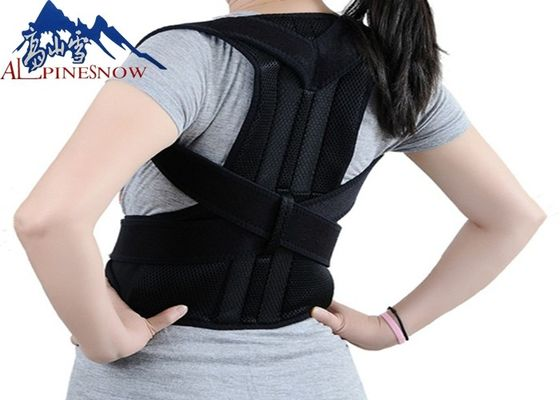 Colorful Adjustable Shoulder Posture Brace , Shoulder Support Belt Customized Logo