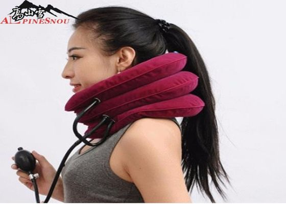 Comfortable Lumbar Support Brace Cervical Vertebra Traction Fixation