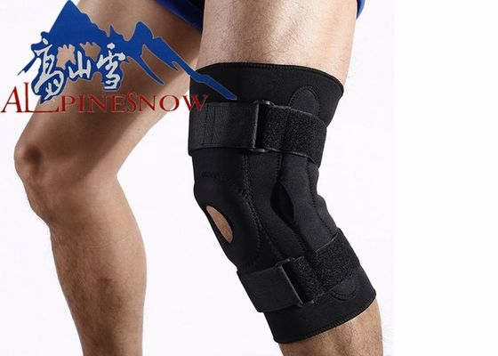 Outdoor Sports Neoprene Adjustable Basketball Kneecap brace Protection Knee Support