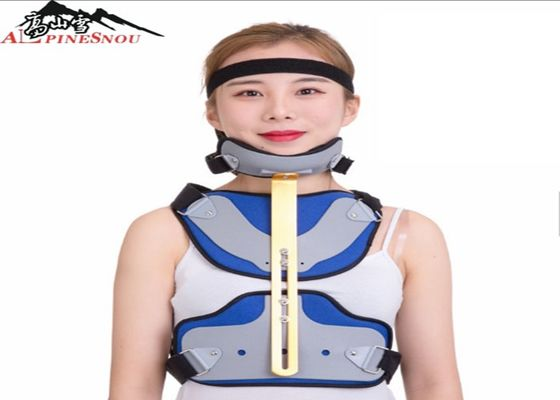 Adjustable Best Girdle Cushion Lumbar Belt Back Neck Brace Waist Support