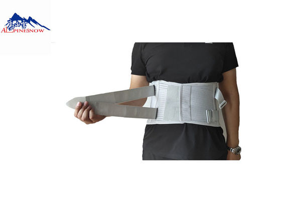 Adjustable breathable waist support belt waist brace for back pain