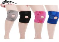 Adjustable Elasticity Neoprene Knee Support Brace Breathable For Sport Protection