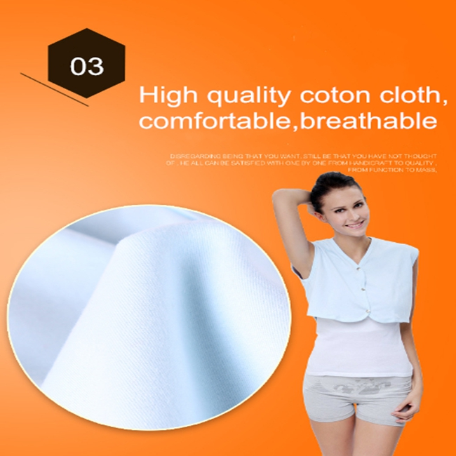 Cotton Cloth Tourmaline Magnet Therapy Products Self-Heating Magnetic Should Brace