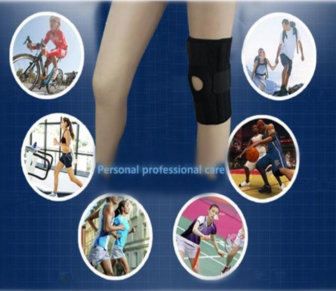 Professional Protect Support Injury Rehabilitation Reduce Pain Sports Knee Brace