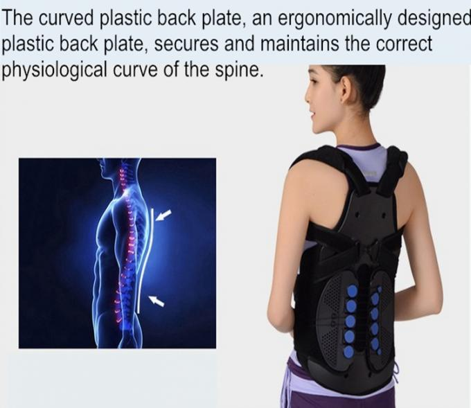Thoracic And Lumbar Spine Fixed Support Stent Lumbar Thoracic Spine Fracture Rehabilitation Belt Orthopedic Orthosis