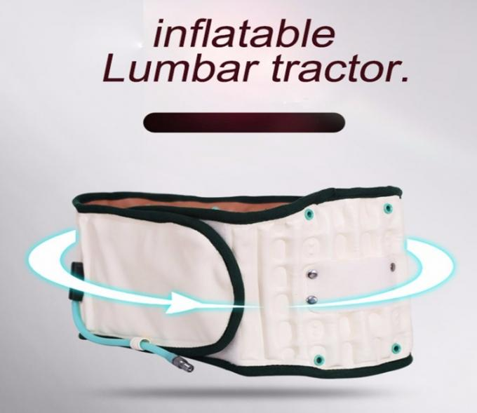 Breathable Inflatable Lumbar Back Support Belt Orthopedic And Pain Relief