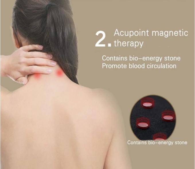 Tourmaline Self Heating Neck Support Brace with Magnet Stones for Pain Relief